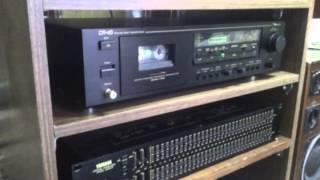 Оцифровка аудиокассет на Nakamichi CR-4(Звуковая карта E-MU 0202 USB., 2015-03-02T11:27:27.000Z)