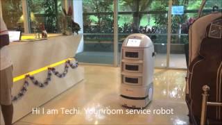 Techi Butler Autodoor model first teaser