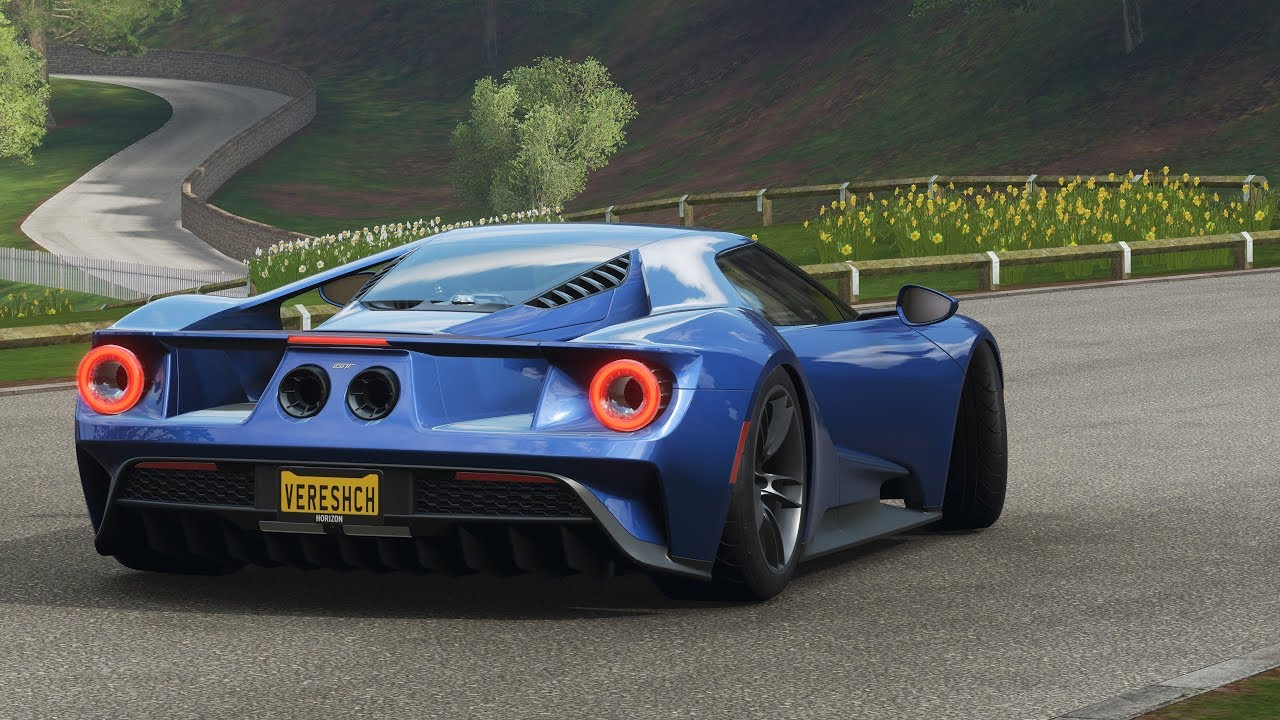 forza horizon 4 ford gt 2018 gameplay youtube. Black Bedroom Furniture Sets. Home Design Ideas