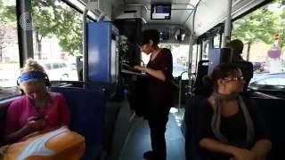 Немецкий язык Сериал для начинающих, Mein Weg nach Deutschland 1 Im Bus