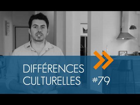 Les Différences culturelles - 1jour1geste #79