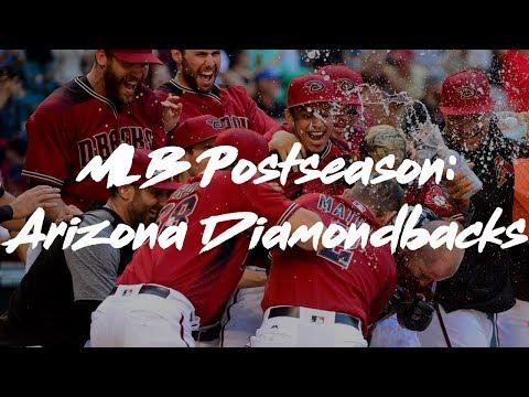 MLB 2017 Postseason Hype    Arizona Diamondbacks