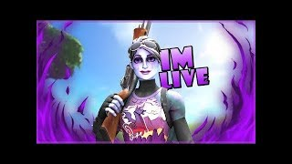 Nutty 13 Year Old On PC Destroying In Fortnite | !code