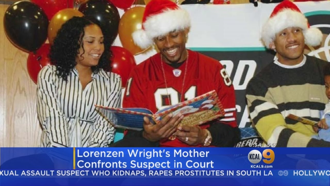 Ex-Wife Charged With Murder In Death Of Former Clipper Lorenzen Wright