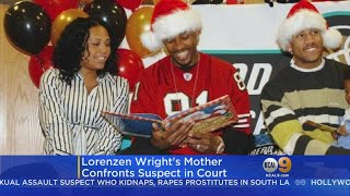 Ex-Wife Charged With Murder In Death Of Former Clipper Lorenzen Wright thumbnail