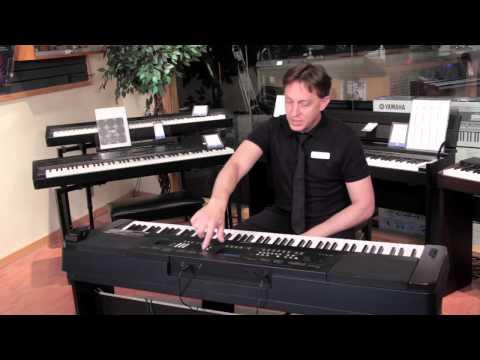 Yamaha DGX-650 88-Key Electric Piano [Product Demonstration]