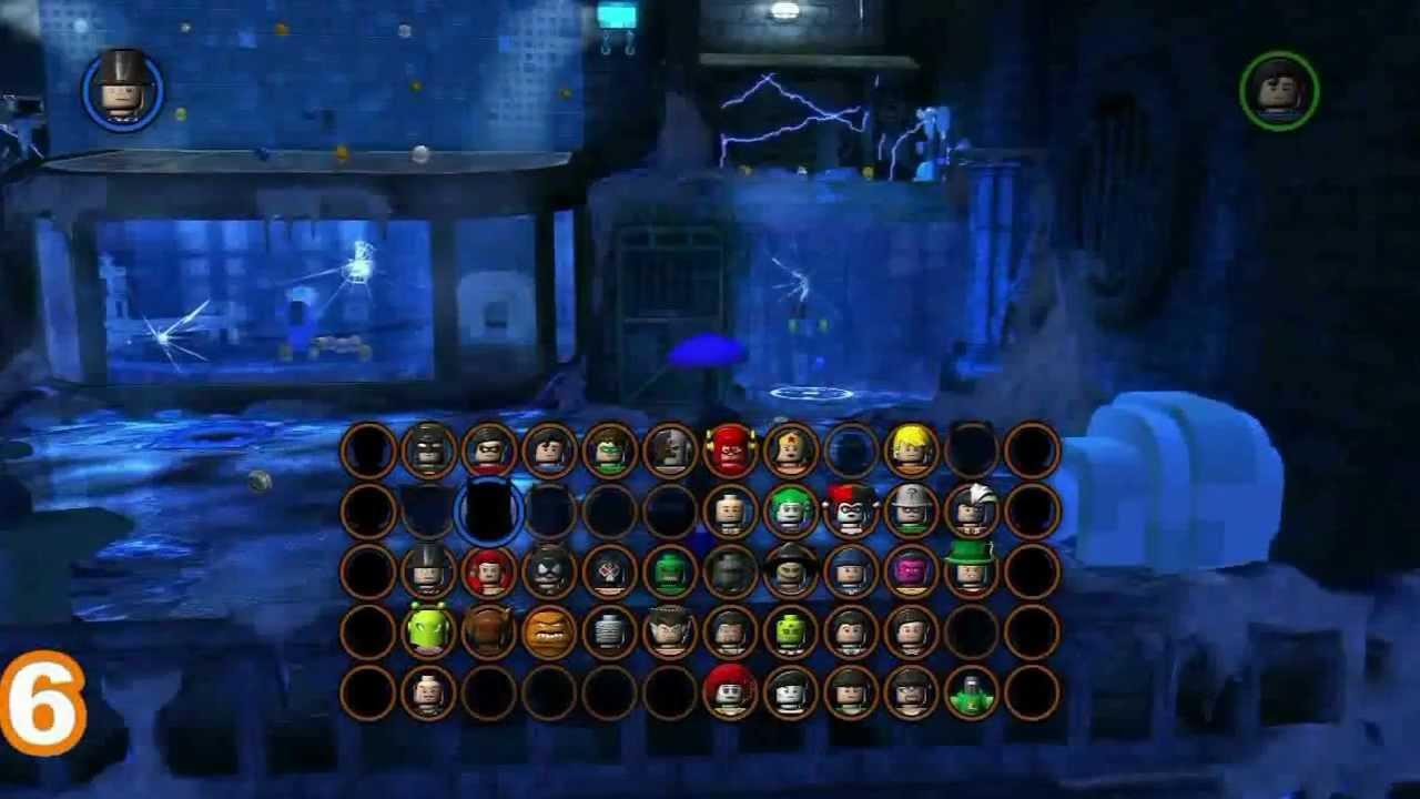 LEGO Batman 2 миссия 4 - YouTube