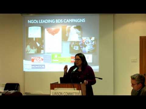 Adv. Anne Herzberg, Legal Advisor, NGO Monitor