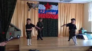 Танец в детском саду Смуглянка ремикс