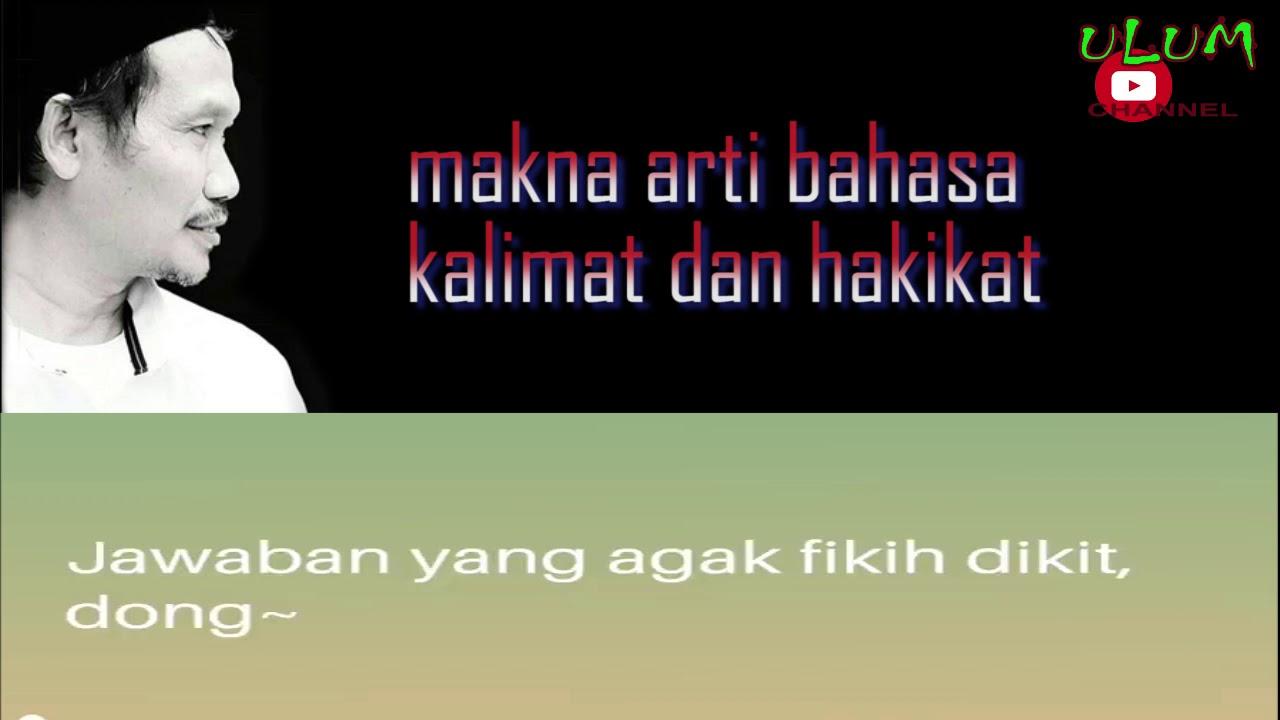 Gaya Terbaru 40+ Bahasa Padang Lucu Dan Artinya