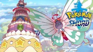 Pokemon Sword - PORANNE POLOWANIE NA GIGANTAMAXY