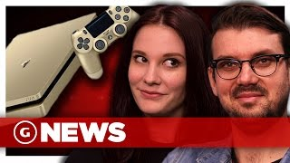 PS4 Price Cut Announced & FIFA 18 Release Date Drops - GS News Roundup