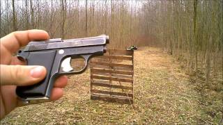 Repeat youtube video First '11 trip to my backyard range, shooting my new .25