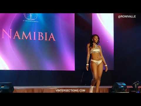 AFRICA - Swimsuit | Miss Intercontinental 2018