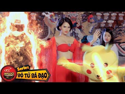 Bộ Tứ Bá Đạo   Tập 12 : Điêu Thuyền Xuất Chiến - Triệu Hồi Pikachu
