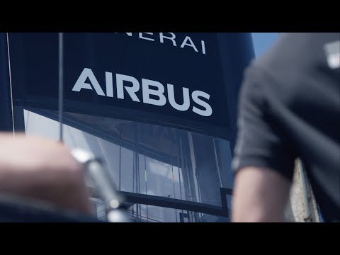 Flying with Airbus // SoftBank Team Japan