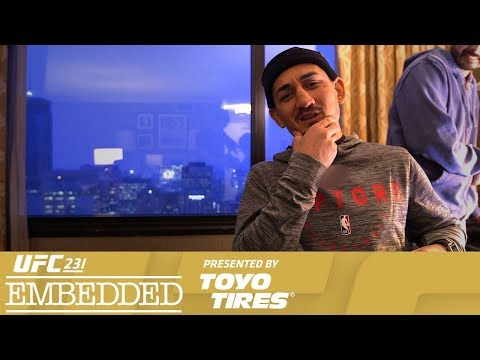 UFC 231 Embedded: Vlog Series - Episode 3