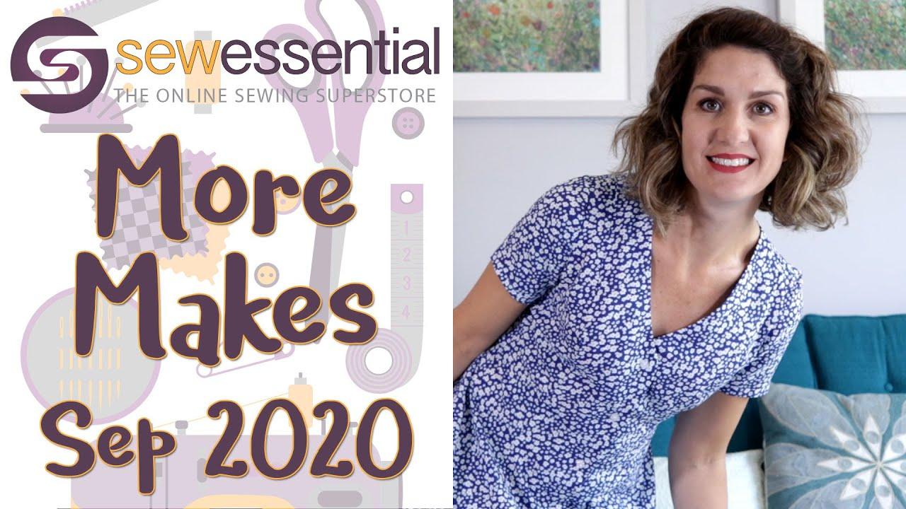 More Makes September 2020