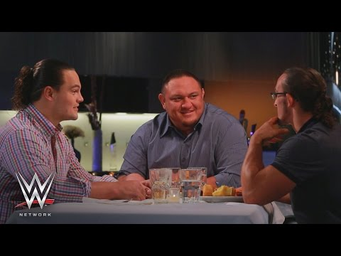 WWE Network: Bo Dallas, Neville and Samoa Joe discuss the ev