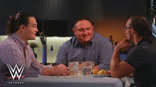WWE Network: Bo Dallas, Neville and Samoa Joe discuss the evolution of NXT on Table for 3