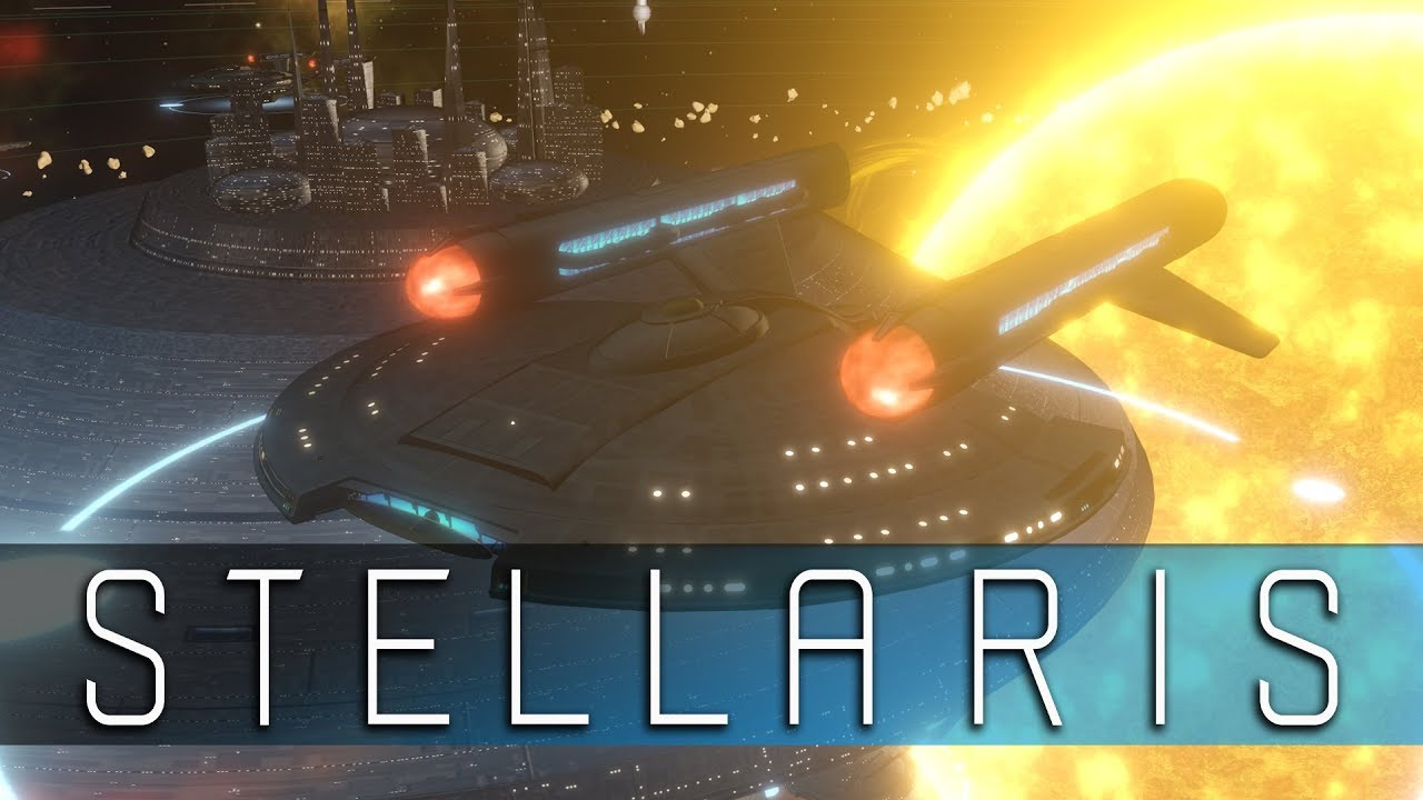 Stellaris Season 4 - #6 - Bajor or Bust - YouTube