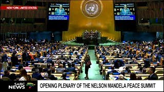 President Ramaphosa talks Land, Foreign Policy at UNGA: 24 Sept 2018