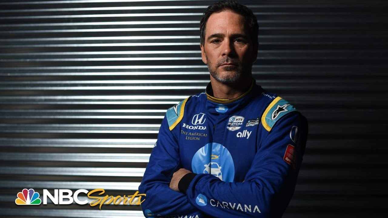 Jimmie Johnson, Scott McLaughlin, Romain Grosjean form unique IndyCar trio | Motorsports on NBC