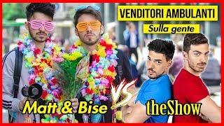 VENDITORI AMBULANTI SULLA GENTE   Matt & Bise ft. theShow [Ricavato in beneficenza]