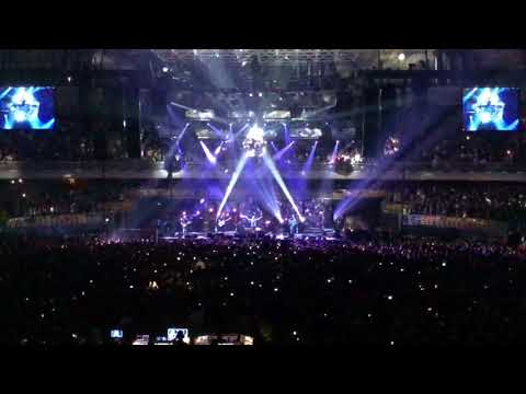 Pearl Jam - Comfortably Numb Pink Floyd cover Chile 2018