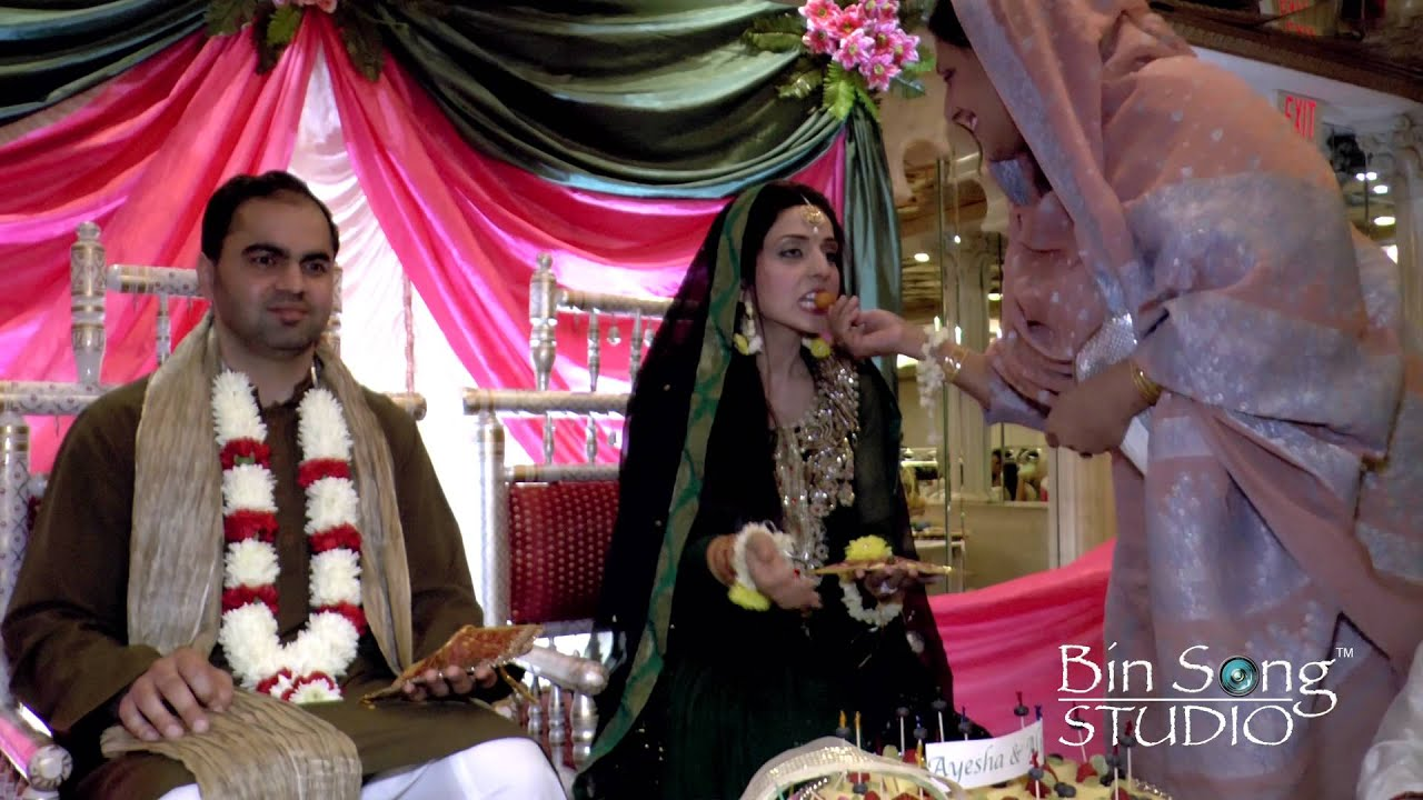 Beautiful Muslim Wedding Highlights Video By Bin Song