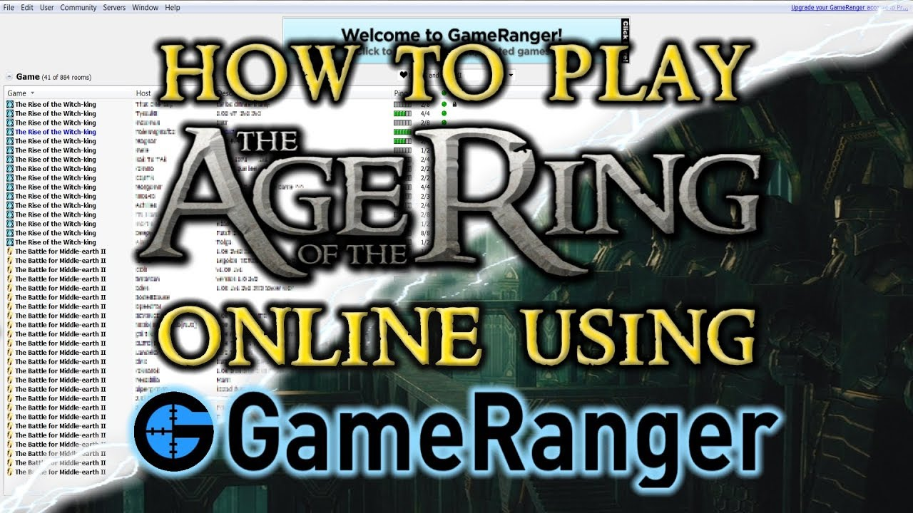 How to play through Gameranger