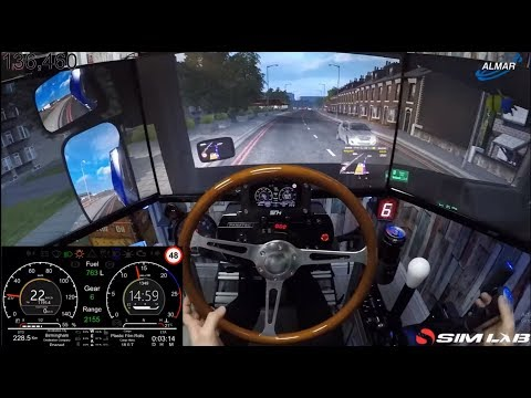 Drive For Life Convoy/ETS 2 Multiplayer/ 12hour Convoy
