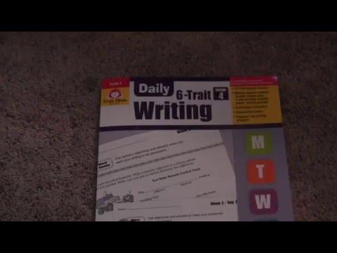 BWA - 6 Trait Writing