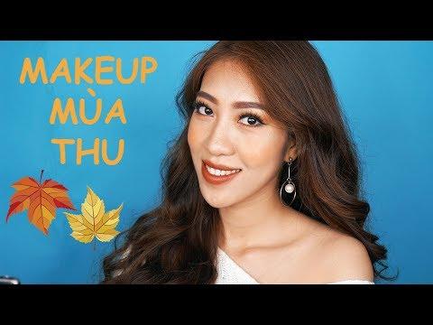 Trang Điểm Mùa Thu Mẹ Ru Mà Con Ngủ 😂- Fall Makeup Looks [Vanmiu Beauty]