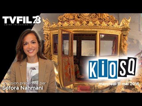 KioSQ – Emission du mercredi  11 mai 2016