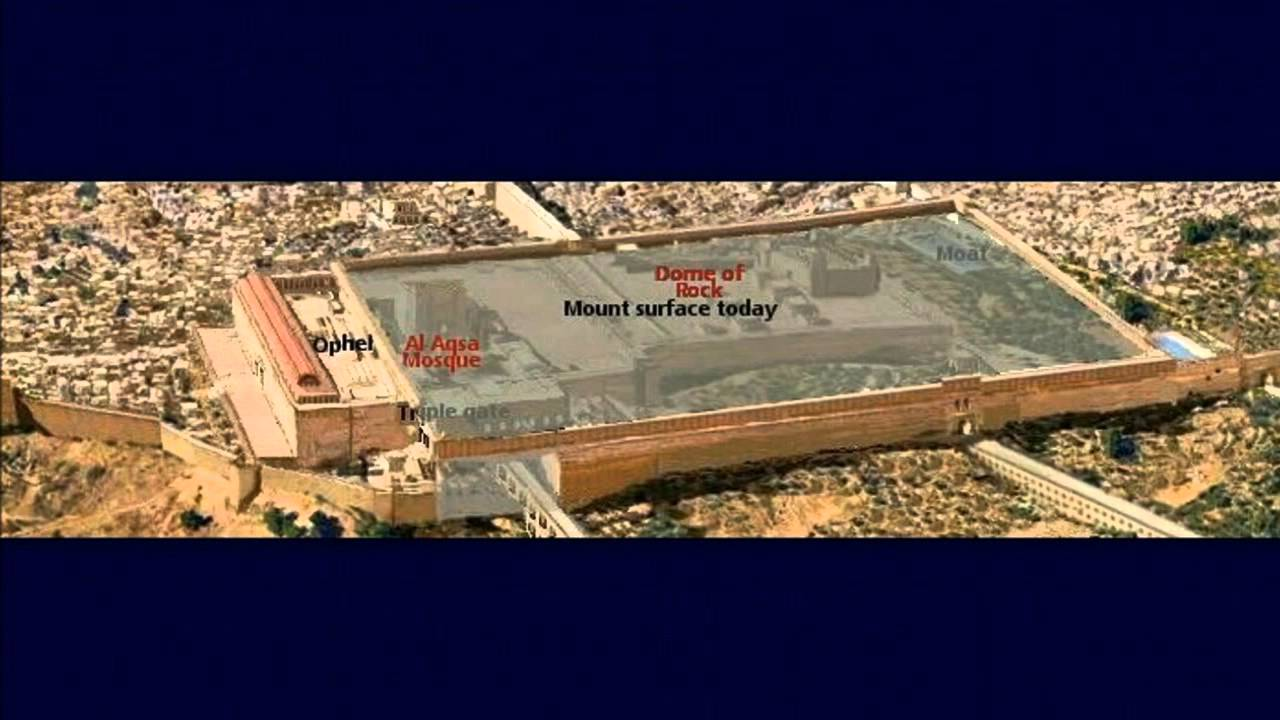 Solomon S Temple Located Has The Holy Temple Been Found