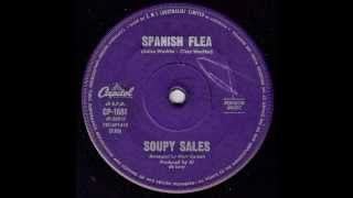Soupy Sales - Spanish Flea (Original 45)