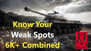 World of Tanks - Know Your Weak Spots IS-3