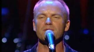 Sting - Every Little Thing She Does Is Magic Live at Montserrat.