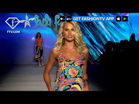 Miami Swim 2019 - Luli Fama Full Show Paraiso Miami Beach | FashionTV | FTV