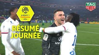 Résumé 27ème journée - Ligue 1 Conforama/2019-20
