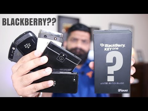 BlackBerry KEYone Limited Black Edition India - A New Berry?
