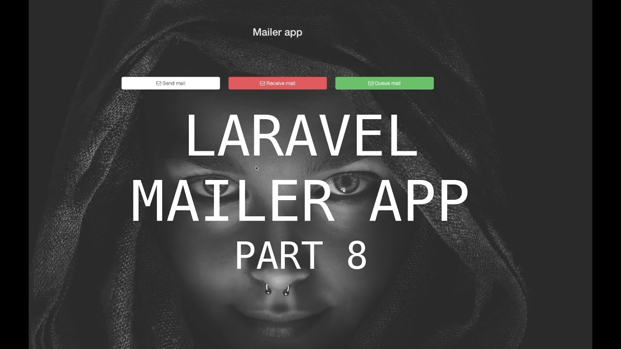 Laravel Mailer App Add Html5 Email Templates 810 Youtube