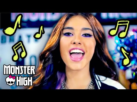 We Are Monster High Madison Beer Music Monster High