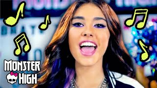 """Download """"We Are Monster High""""™ - Madison Beer Music Video   Monster High Mp3 and Videos"""