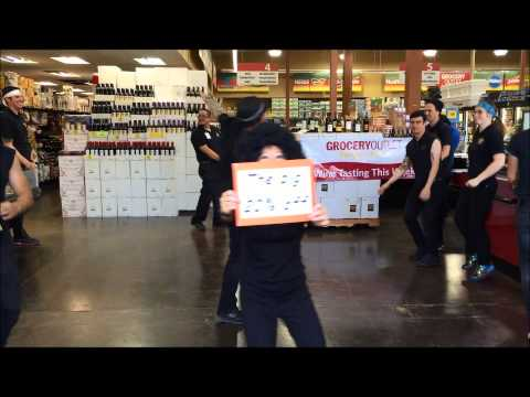 Hollywood Grocery Outlet Wine Sale