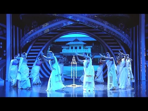 D3 D 4 Dance I Thiruvathira - Chattambees I Mazhavil Manorama