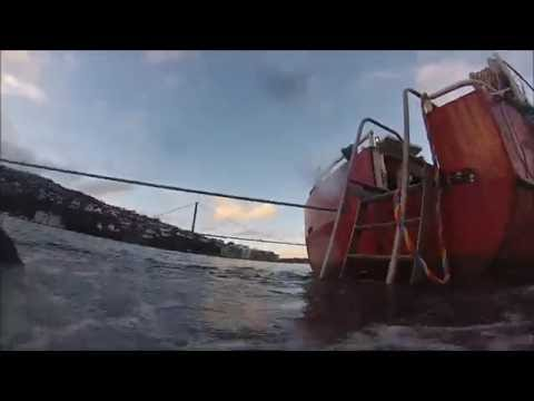 Commercial diving school, Dykkerutdanningen Bergen, Norway 2014