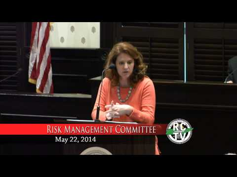 Risk Management Committee - May 22, 2014