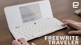 Freewrite Traveler review: for when you really need to disconnect
